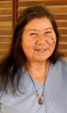 ELDER JOSEPHINE MANDAMIN Ojibwe Grandmother and Water Walker