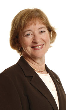 MAUDE BARLOW Chairperson Council of Canadians