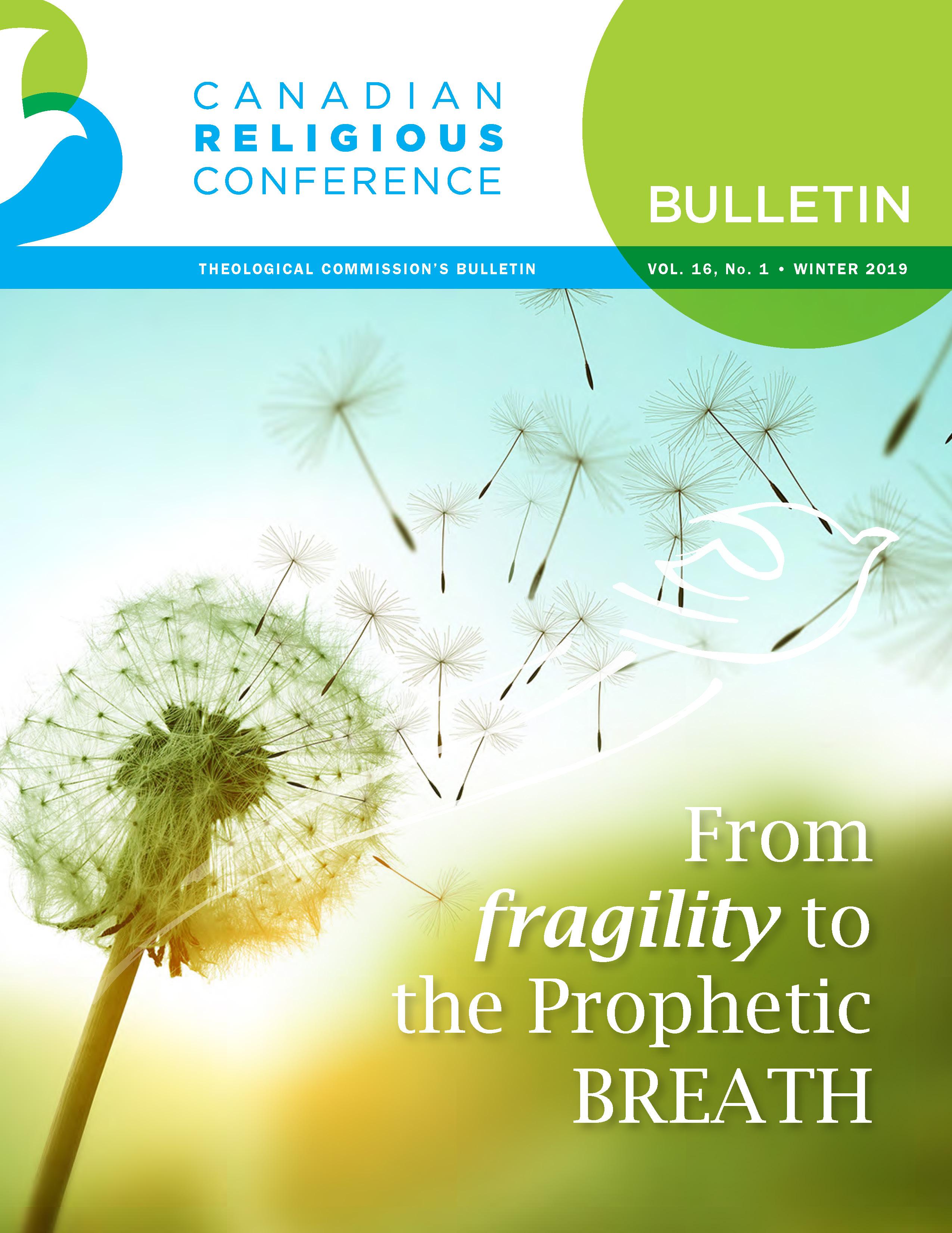 CRC Bulletin, Vol  16, Issue 1 – Winter 2019 | Canadian