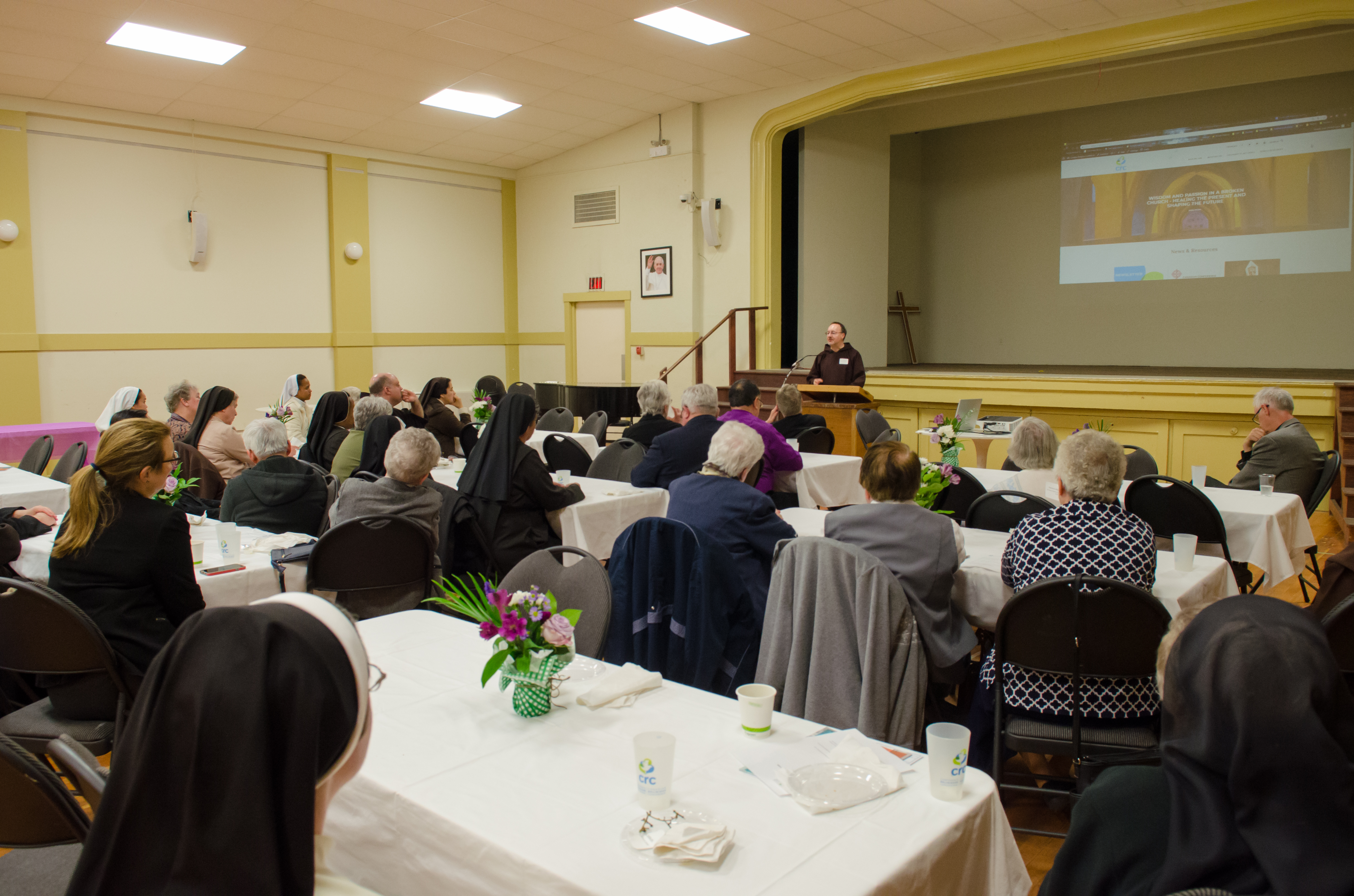 Meeting with the Vancouver religious | Canadian Religious